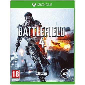 XBOX ONE Videojuego Battlefield 4  1 Unidad