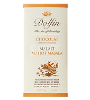 Dolfin Chocolate con leche hot massala 70 g