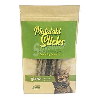 Gloria Juguete dental para gatos Matatabi Sticks 5 unidades