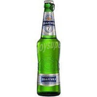 BALTIKA 7 Cerveza Botellín 50 cl