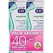 Pasta al agua para la piel del bebé prevención y tratamiento de la dermatitis del pañal Pack 2 x 125 g Eryplast