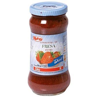 DIA DIET Confitura fresa frasco 300 grs Frasco 300 grs