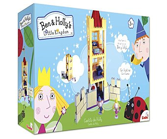 Simba Playset de Construcciones Castillo de Ben y Holly 1 Unidad