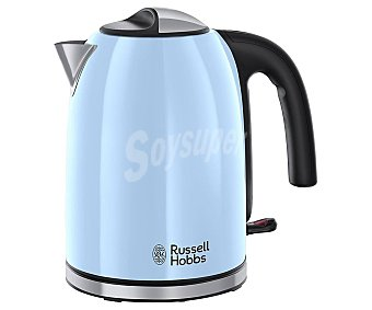 RUSSELL Hervidora hobbs Colours Plus 1.7l