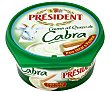 Crema al queso de cabra Tarrina 125 g President