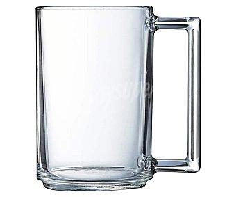 LUMINARC À la bonne heure Taza alta de vidrio transparente, 0,25 litros, À la bonne heure LUMINARC. 0,25 litros