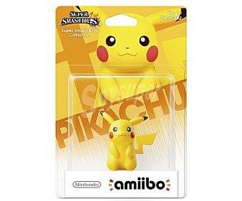 Nintendo Figura Smash Pikachu amiibo 1 Unidad
