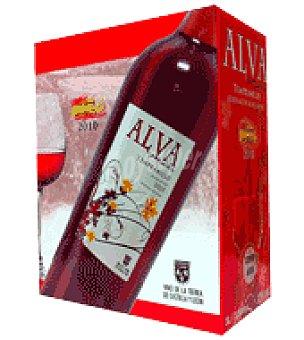 Alva Mater Vino rosado tempranillo de Castilla León 3 l