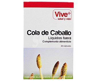 Vive+ Cola de Caballo 50 u
