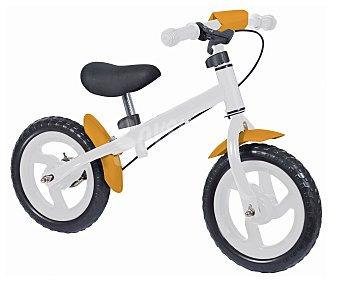 EDCO Bicicleta infantil sin pedales de 12 pulgadas modelo Basic con freno y ruedas Eva, 84,5x60 centímetros 1 unidad