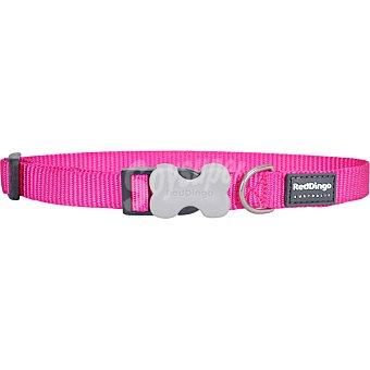 LICE Collar perro color fuxia talla mediana 1 unidad