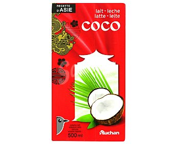 Auchan Leche de Coco 500 ml
