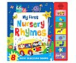 My first nursery rhymes (super sounds), VV. AA. Género: infantil inglés. Editorial: Igloo.  Igloo