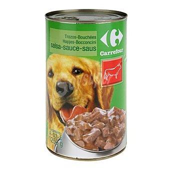 Carrefour Comida para perro 1250 gr