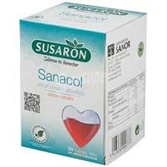 Susaron Tisana Sanacol Caja 20 sobres