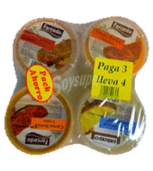 Farcedo Crema ibérica pates 480 g