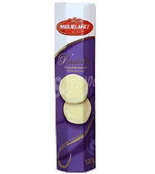 Miguelañez Chocolate blanco pastilla 100 g