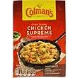 Salsa de pollo supreme Sobre 40 g Colmans
