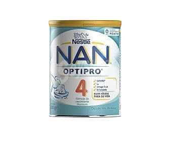Nan Nestlé Leche infantil en polvo de continuación Expert, a partir de 24 meses con hierro y 13 vitaminas 800 Gramos