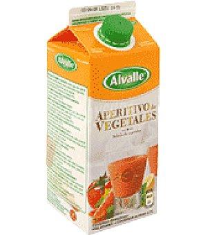 Alvalle Aperitivo de Vegetales Alvalle Brick de 750 ml