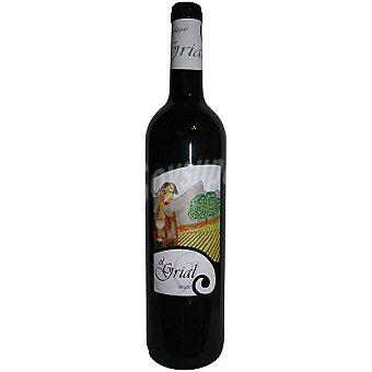 El grial Vino tinto negre 2011 D.O. Cataluña Botella 75 cl