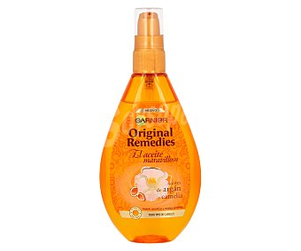 Garnier Aceite compuesto de argán y camelia para todo tipo de cabello 150 ml