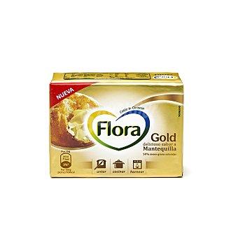 Flora Margarina gold sabor mantequilla Pastilla 250 g