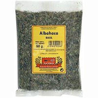 LA LLAVE Albahaca Bolsa 50 g