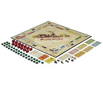 Juego de mesa de estrategia Monopoli edición vintage, de 2 a 6 jugadores 1 unidad