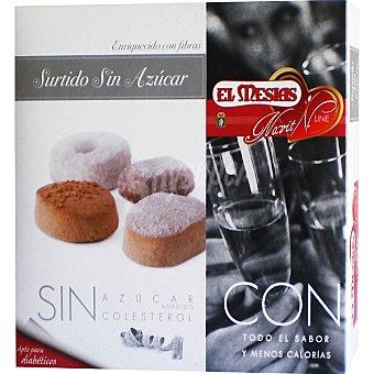 EL MESIAS Surtido de Navidad sin azúcar Estuche 350 g
