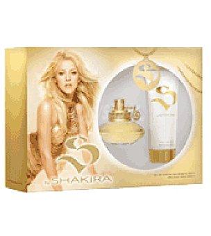 Shakira Estuche colonia señora 50 ml vaporizador + body 100 ml 1 ud