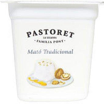 El Pastoret Queso fresco de vaca Mato 250 gramos