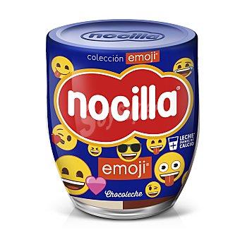 Nocilla Doble crema de cacao y leche con avellanas Tarro 200 g