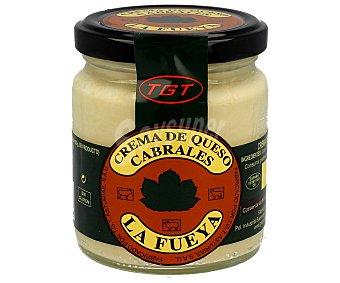 La Fueya Crema de queso de cabrales Tarro 200 g