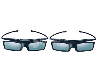 SAMSUNG P51002 Pack 2 gafas 3D activas para gama especifica de TV Samsung Pack 2
