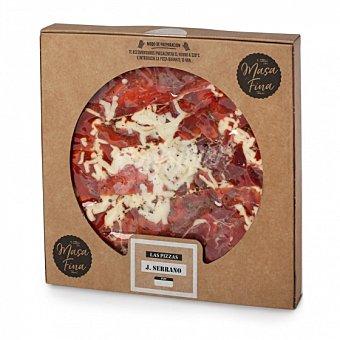Pizza de jamón serrano 495 G 495 g