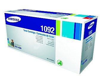 Samsung Toner MLT-D1092S, Negro, compatible con impresoras: SCX-4300