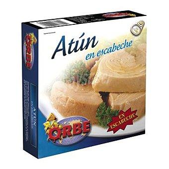 Orbe Atún en escabeche Caja de 160 g