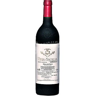 VEGA SICILIA vino tinto reserva especial añada .O. Ribera del Duero botella 75 cl 91-94-99 D
