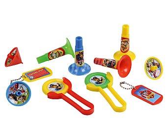 Patrulla Canina Set de 24 juguetes Patrulla Canina para relleno de piñatas pack de 24 unidades