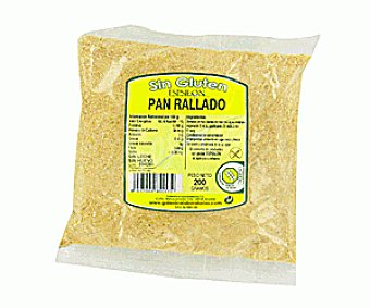 Epsilon Pan Rallado Sin Gluten 200 Gramos