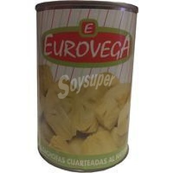 Eurovega Alcachofa en trozos Tarro 390 g