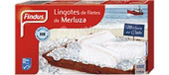 Findus Lingotes de merluza 400 GRS