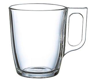 Luminarc Mug o taza alta con asa, con capacidad de 25 centilitros y fabricada en vidrio transparente 1 Unidad