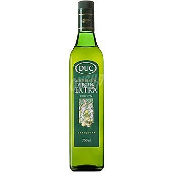 DUC Aceite de oliva virgen extra Botella 750 ml