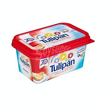 Tulipán Tarrina de margarina vegetal sin sal 500 g