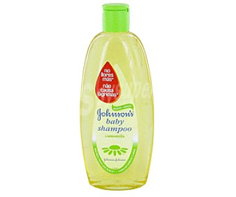 Johnson's Baby Champú Bebé Camomila 500ml