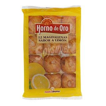 Horno de Oro Madalenas limon 12 un 350GR