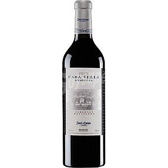 JUVE & CAMPS CASA VELLA D'ESPIELLS Vino tinto cabernet sauvignon D.O. Penedés botella 75 cl