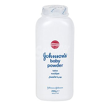 Johnson's Baby Polvos de Talco  Bote 200 g